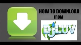 How To Download From DJluv l Bollywood Songs, Music, Indian Movie, Hindi Music
