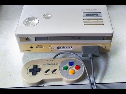 The only known prototype of the 'Nintendo PlayStation' is now fully functional