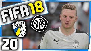 Comeback! ⚽ FIFA 18 | 3.Liga  ⚽ 20 - 15.Spieltag: Jena vs. Aalen