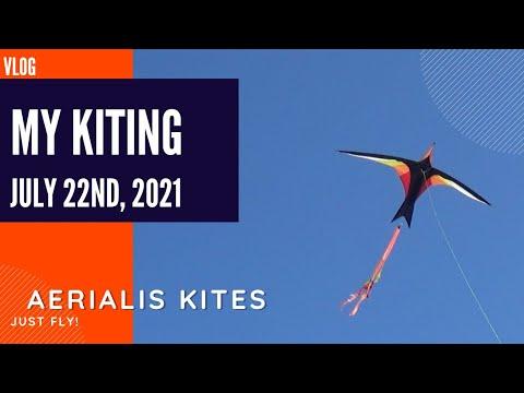 My Kiting - July 22nd 2021 - The Firebird