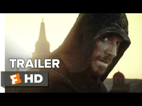 Thumbnail: Assassin's Creed Official Trailer #1 (2016) - Michael Fassbender, Marion Cotillard Movie HD