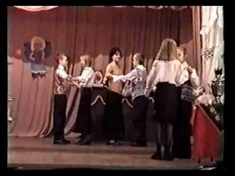 Laste jõulunäidend Liivi kultuurimajas 2004