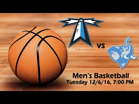 Winter 2016 - Men's Basketball - Tufts Jumbos vs. UMass Boston Beacons