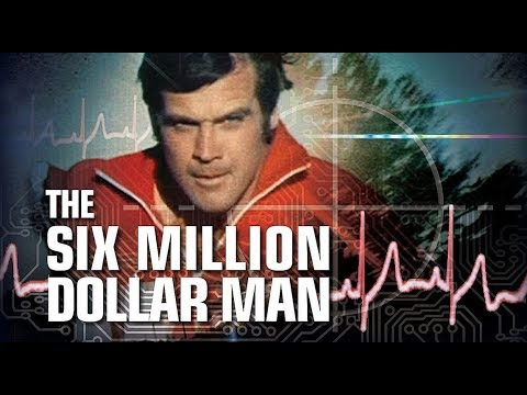 Classic TV - The Six Million Dollar Man