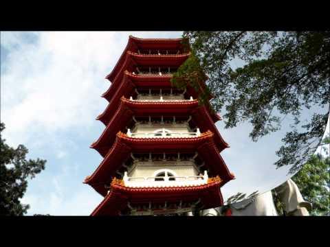 Singapore - Chinese Garden - Widescreen - HD