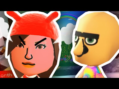 THE FIRST ARGUMENT!! | Tomodachi Life #5