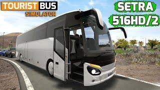 TOURIST BUS SIMULATOR // SETRA OTOBÜSÜDE ALDIK !! #14