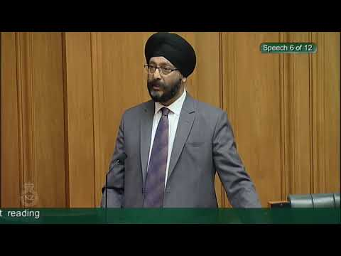 State Sector and Crown Entities Reform Bill - First Reading - Video 7
