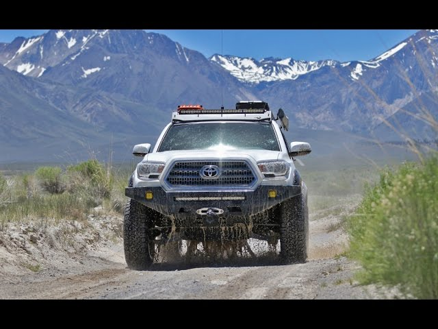 2016 Toyota Tacoma Overland Build by Total Chaos