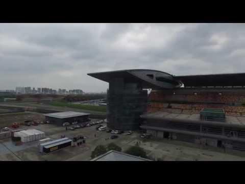 Shanghai International Circuit 4k