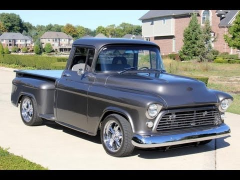 1957 Chevy Pickup Classic Muscle Car For Sale In Mi Vanguard Motor
