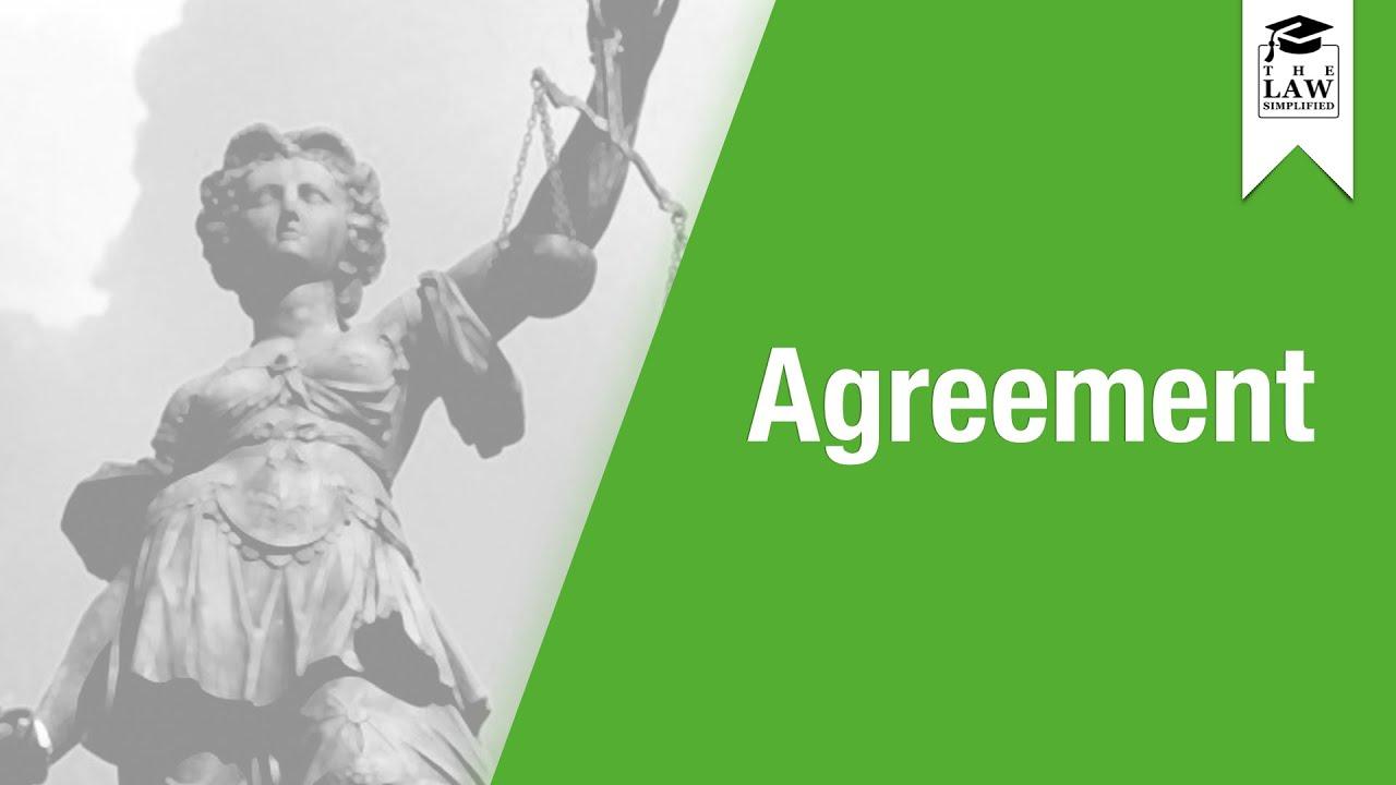 Contract law agreement youtube platinumwayz