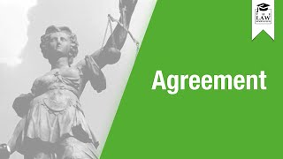 Contract Law - Agreement