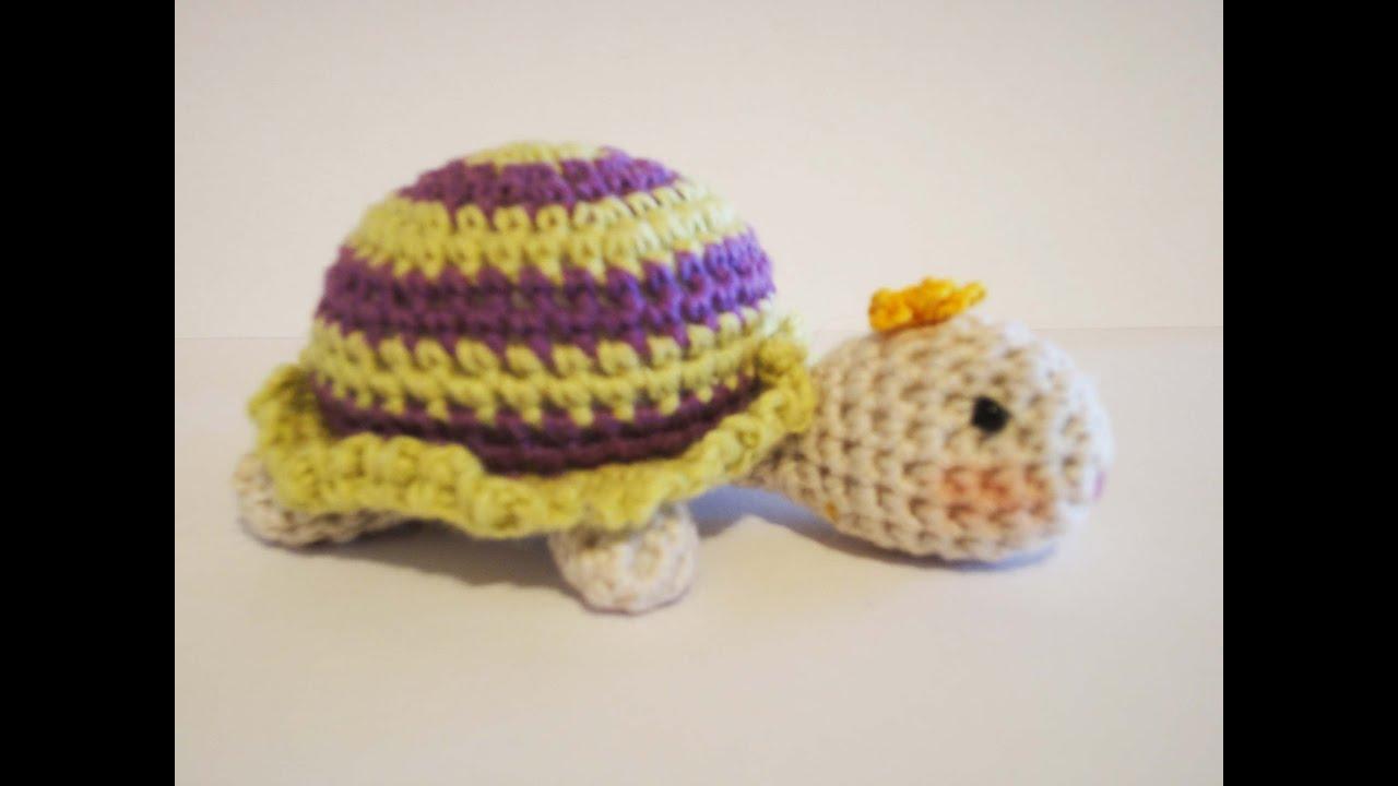 Вязаные черепахи схемы