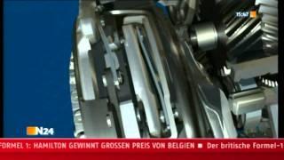 Doppelkupplungsgetriebe bei Motor-Motion