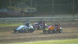 Mercer Raceway Park Junior Sprint Feature