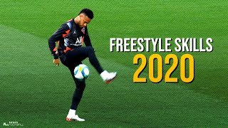 Football Freestyle Skills 2020 2  HD