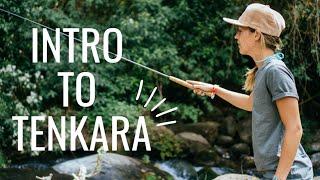 What is Tenkara? - Tenkara Rod Co.