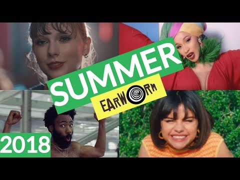 DJ Earworm - Summermash 18 Pop Mashup 1 HOUR