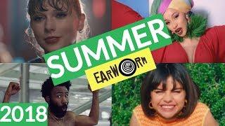 Baixar DJ Earworm - Summermash '18 (Pop Mashup) 1 HOUR VERSION!