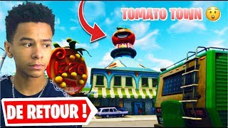 🔴TOMATO TOWN SERA BIENSOON OF RETOUR ON FORTNITE! Creative code: Kenzis