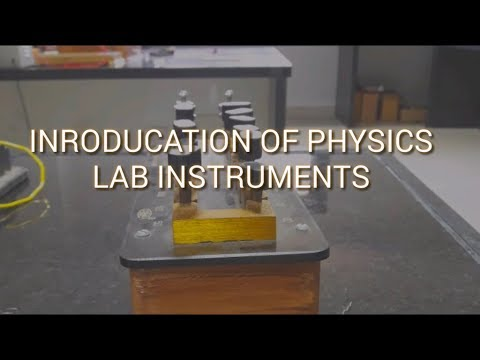 Introduction Of Physics Lab Instrument