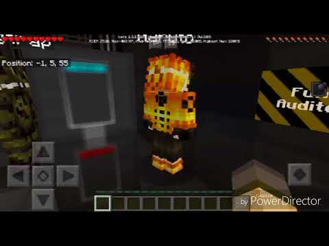 Let s Play Minecraft Horror Map (Five Nights at Freddy's Sister s Location: Night 3)