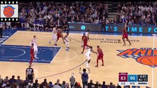 Knicks Film Study: 4th Quarter Perimeter Defense vs Cavs