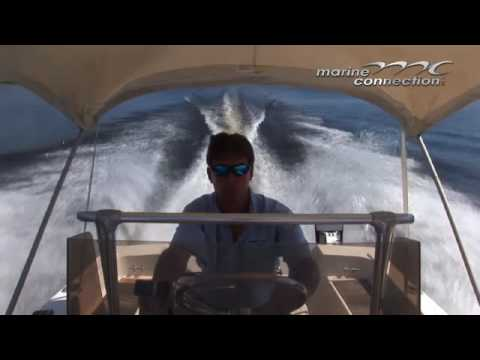 1977 Mako 17 Center Console by Marine Connection Boat Sales Mako Wiring Diagram on