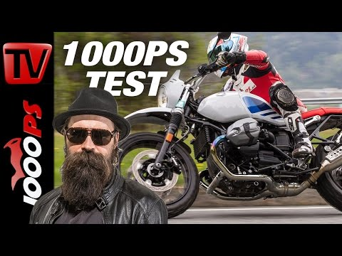 1000PS Test - BMW R nineT Urban G/S  2017 - Boxer-Enduro im Motorsport-Look