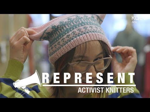 Oakland Yarn Shop Joins Pussy Hat Project Effort | KQED Arts