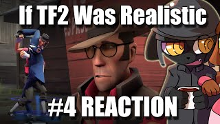 SFM If TF2 Was Realistic 4 REACTION