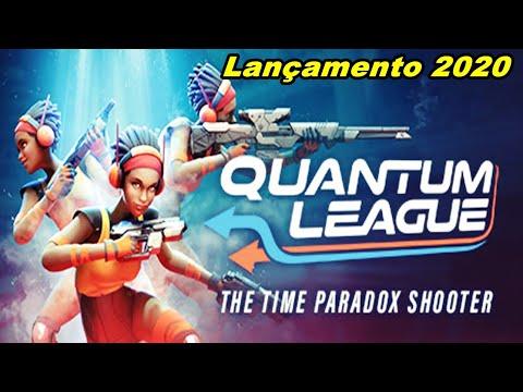Quantum League: Lançamento FPS -  Teste Em PC Fraco
