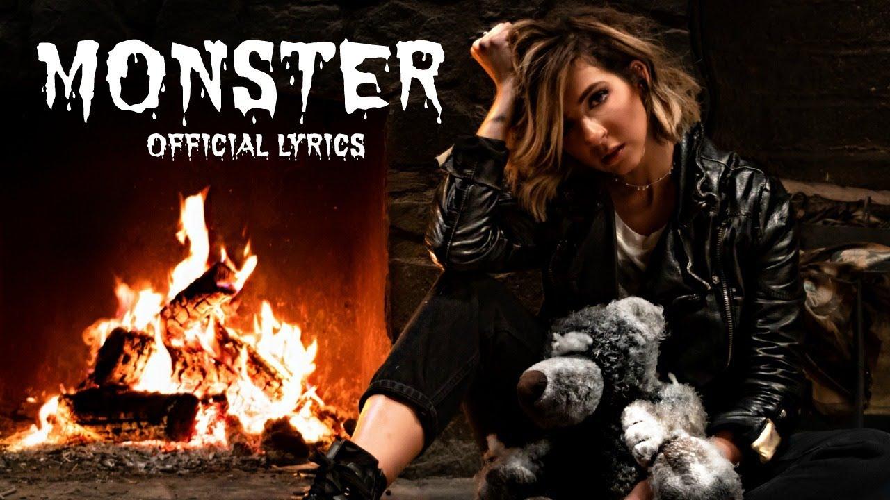 monster-gabbie-hanna-official-lyrics