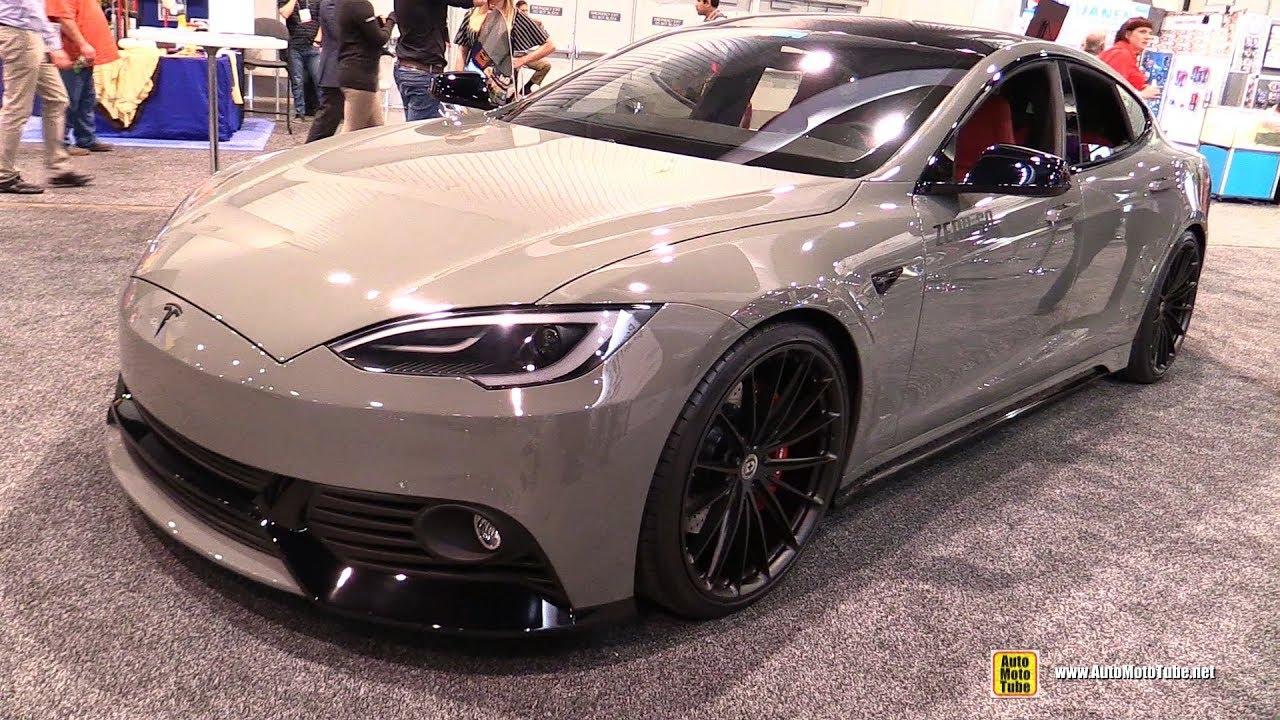 Tesla s zero to 60
