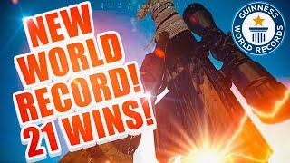 the NEW Warzone World Record Longest Win Streak! (21 in a ROW)