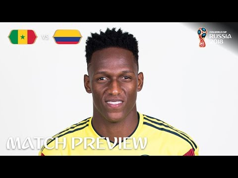 Yerry MINA (Colombia) - Match 48 Preview - 2018 FIFA World Cup™