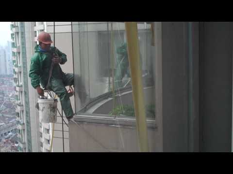 Window Cleaners in Shanghai