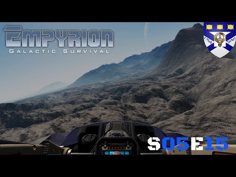 "Empyrion Galactic Survival (S05) -Ep 15 ""Mission To The Moon"" -Multiplayer ""Let's Play"""