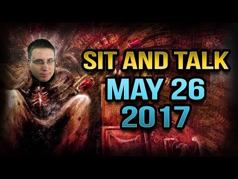 Sit and Talk with Matthew - May 26, 2017