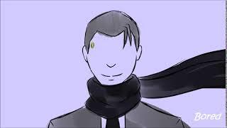 Animation test, Connor D:BH
