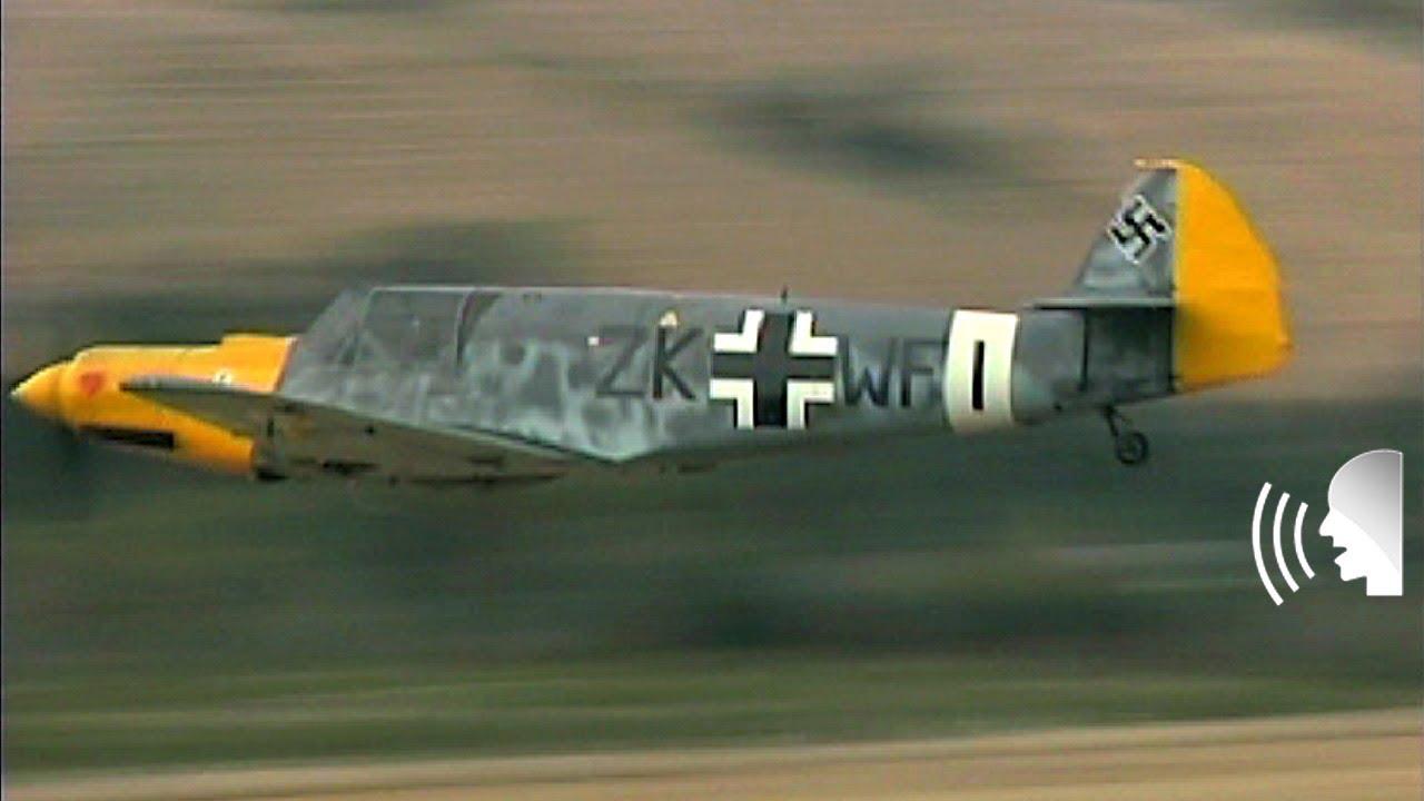 Messerschmitt Bf.108 'Taifun' - YouTube