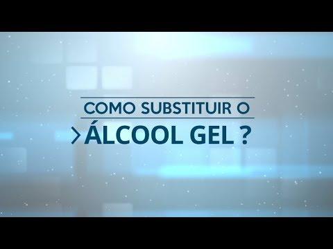 Prevenção ao Coronavírus - Como substituir o álcool gel