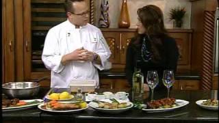 Citrus Tabbouleh Salad: Pt. 1 Of 2