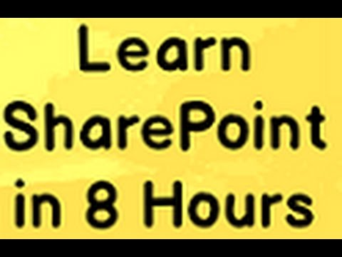 Step sharepoint pdf tutorial 2010 by for step beginners