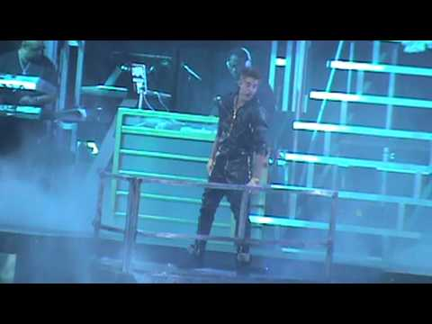 Justin Bieber - Catching Feelings - Believe Tour ...  Justin Bieber -...