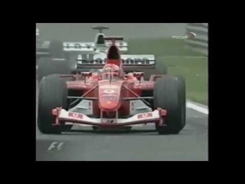 F1 Canadian GP Montreal 2003 - Last Laps Fight To Win