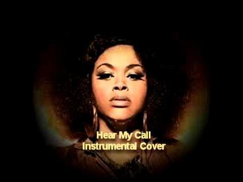 Jill Scott Hear My Call (cover)  Instrumental