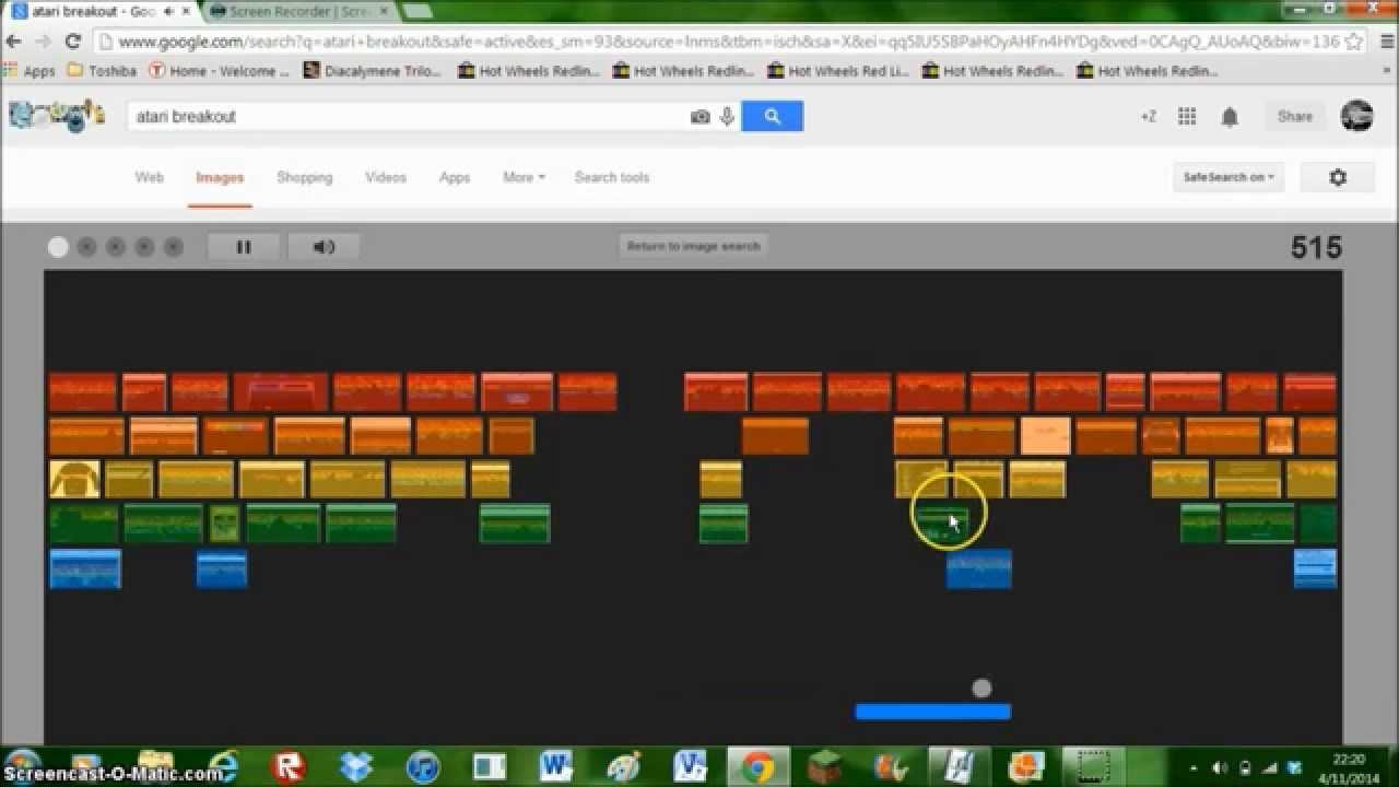Google Tetris