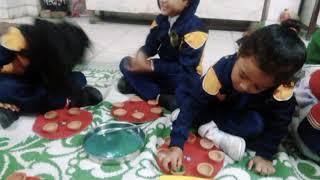 Deepawali activity # art and craft # Solitaire School